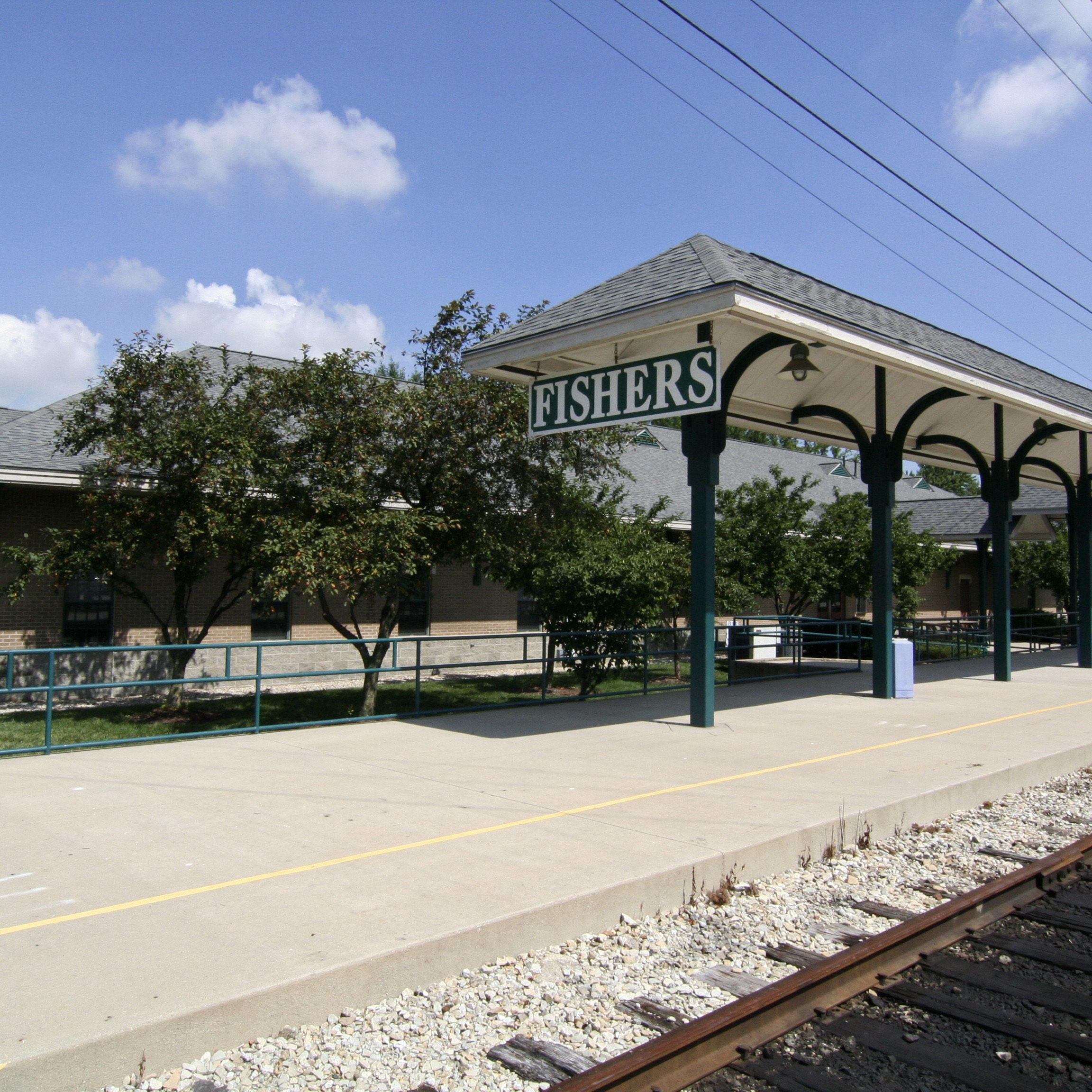 Fishers_Train_Station